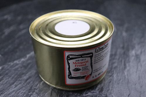 Kalbsgulasch - 400g Dose