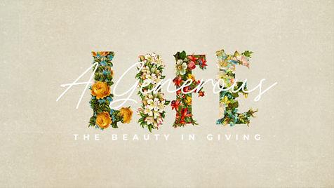 A Generous Life.jpg