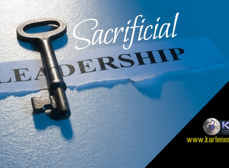 Sacrificial Leadership