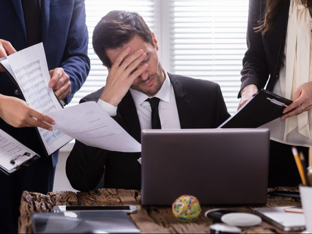 Leaders and Stress