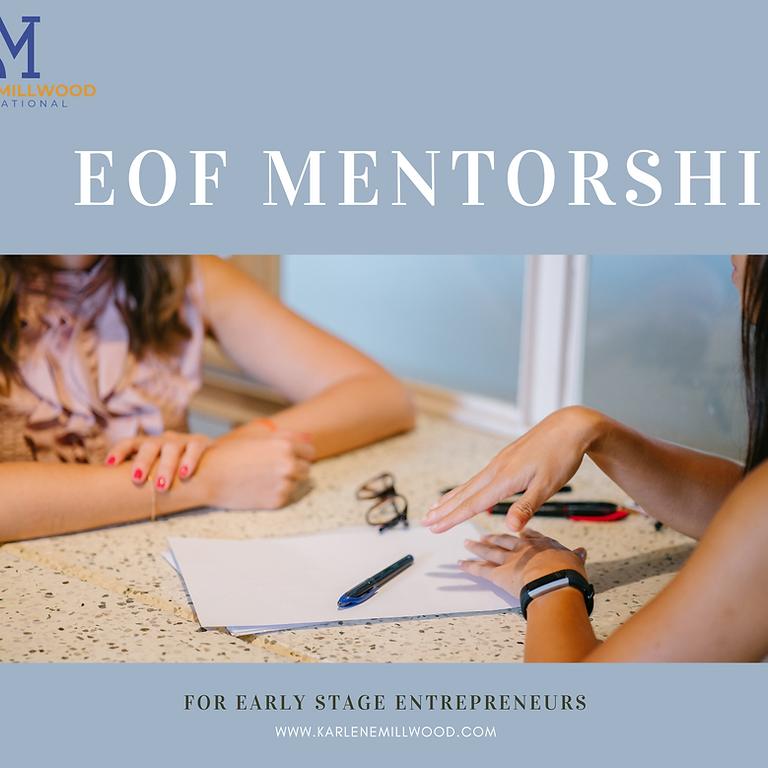30-Day EOF Mentorship with Karlene Millwood