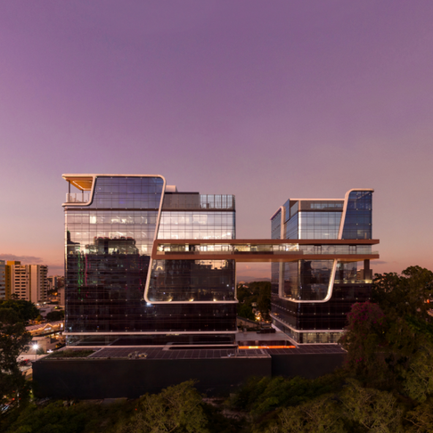 FORUM: A green building in Guatemala city