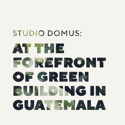 The business behind sustainable construction and LEED