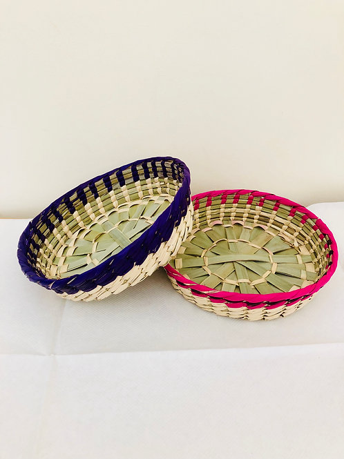 Palm tortillero (tortilla case)