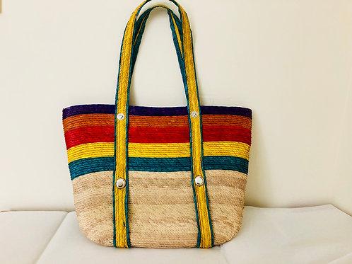 "Large ""palma""  multicolour handbag"