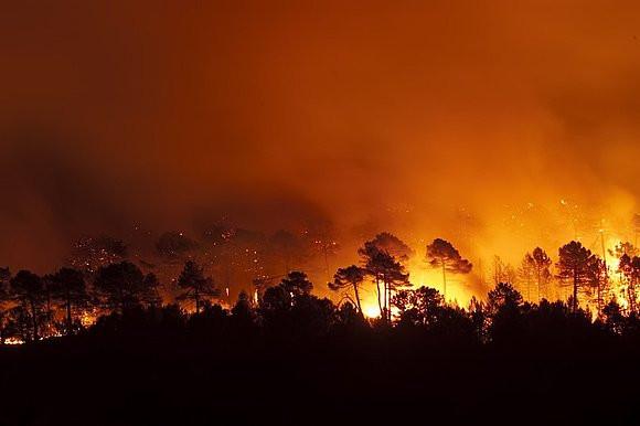 Incendie en Espagne  Crédits : Istock