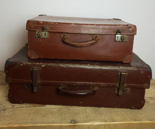Original Vintage Suitcases