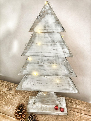 Reclaimed Wooden Christmas Tree