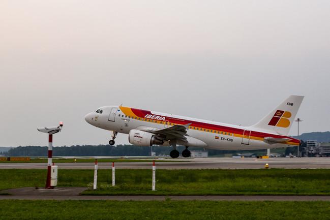Airport Zürich - Start