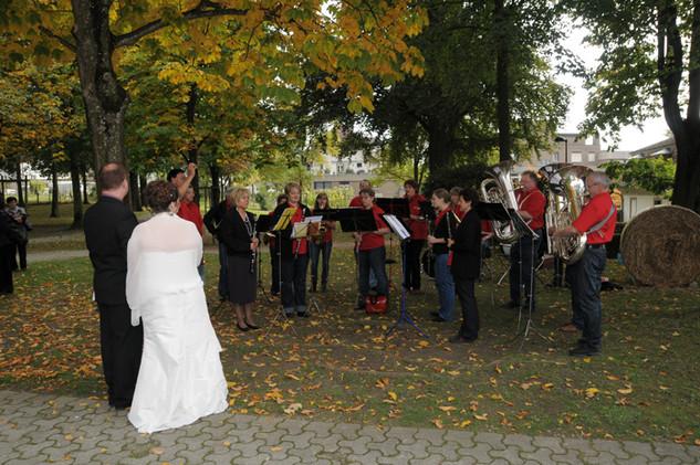 Musikgesellschaft Bern-Bümpliz (Foto: Regula Kormann)