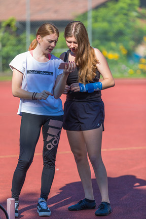 Majoretten Münsingen - Trainingsweekend Sommer 2020