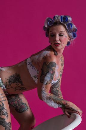 Model: Patricia
