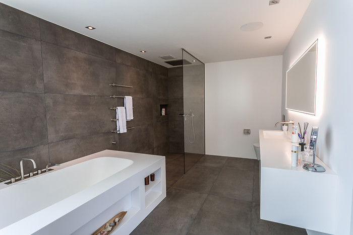 W. Stauufer AG - Neubau Badezimmer, Privat