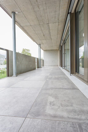 W. Stauufer AG - Neubau Balkon, Privat