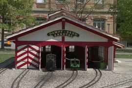 Münsingen - Dampf-Bahn Aaretal