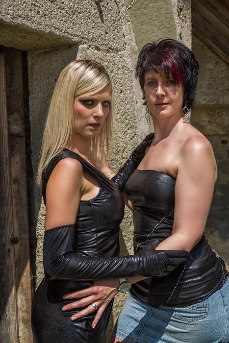 Model: Andrea, Sarah