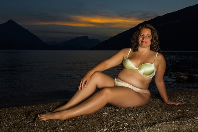Model: Sandra