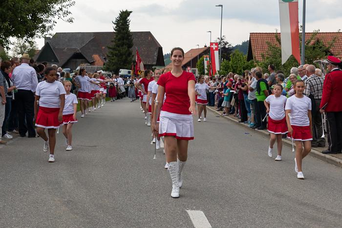Marschmusikparade Landiswil