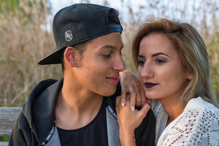 Model: Jasmine, Rafael