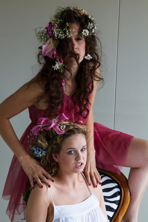 Model: Johanna, Andrea