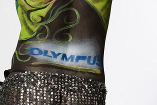 Model: Marion / Bodypainting: Melanie Rodel