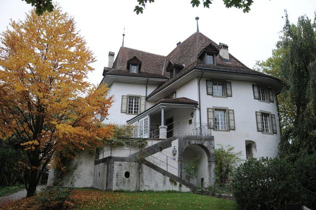 Schloss Münsingen (Foto: Regula Kormann)