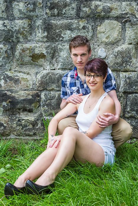 Model: Vanessa, Dominik