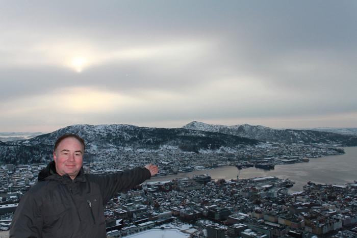 Bergen Fløyen