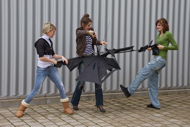 Model: Johanna, Ramona, Corinne