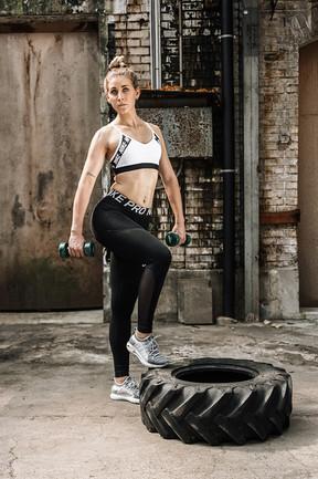 Fitness-Coach Sandra