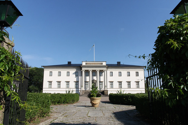 Schloss Stjärnsund am Vättersee