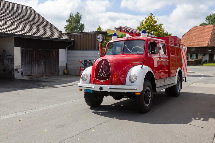 Feuerwehrfest Uettligen 2014