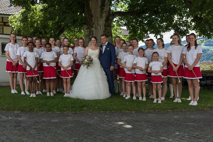 Hochzeit Eliane und Simon