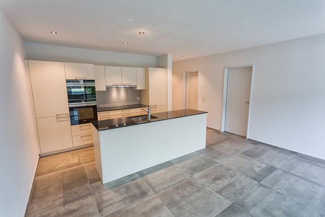 W. Stauufer AG - Neubau Küche, Privat