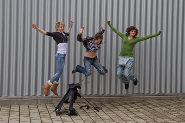 Model: Ramona, Johanna, Corinne
