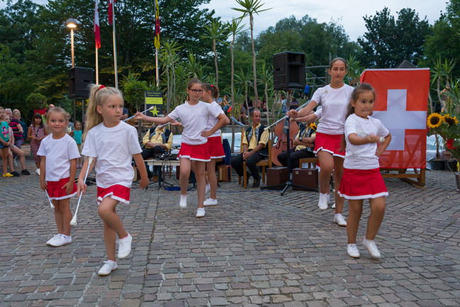 1. Augustfeier Münsingen
