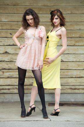 Model: Ramona, Johanna