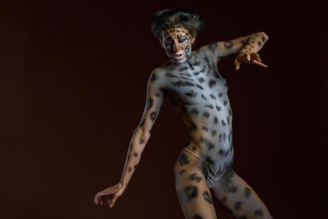 Model: Nadine / Bodypainting: Stephan Beutler