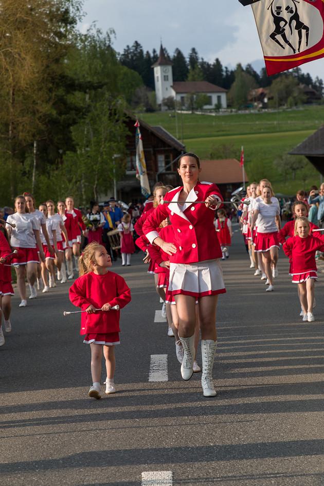 Marschmusikparade Heimenschwand