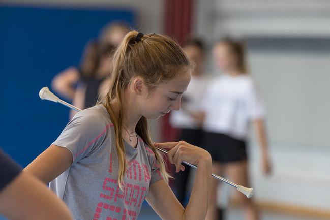 Majoretten Münsingen - Trainingsweekend Sommer 2019