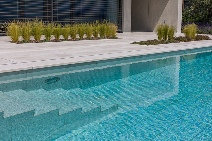 W. Stauufer AG - Neubau Pool, Privat