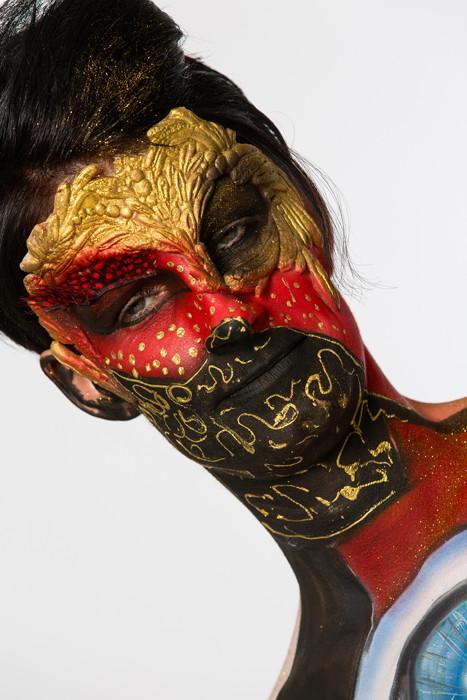 Bodypainting: Melanie Rodel