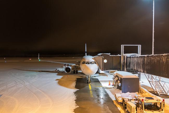 Flughafen Rovaniemi