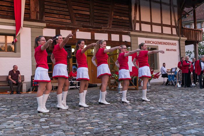 1. August Feier Münsingen