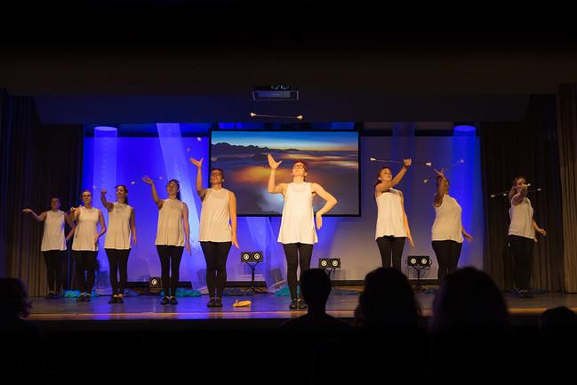 Majoretten Muensingen - Show 2019