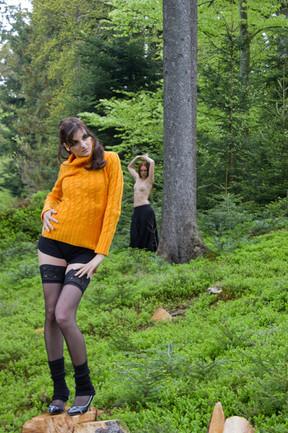 Model: Ramona, Olya