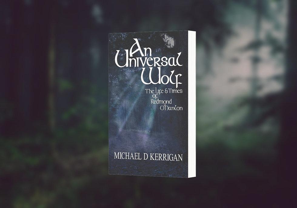 An Universal Wolf by Michael D Kerrigan