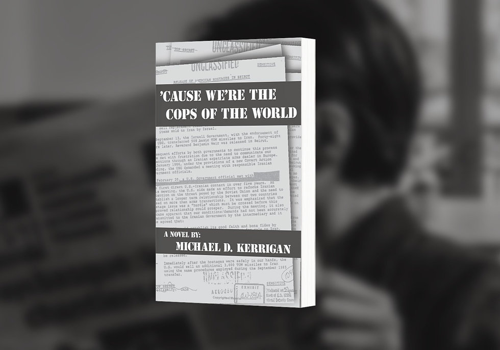 We're the Cops of the World by Michael Kerrigan