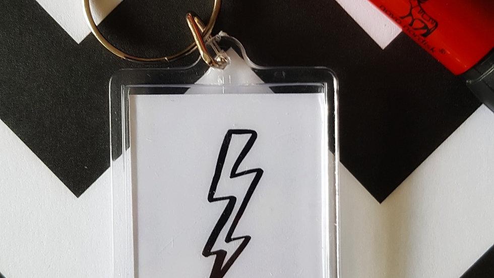 Superpower - Keyring