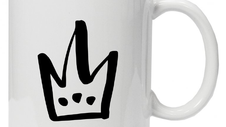 Princess Crown- Mug